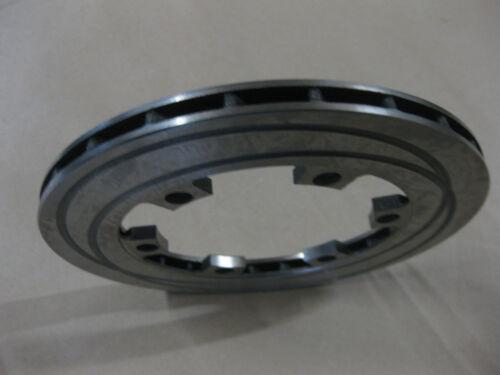 Rennkart,Kart,NEU Bremsscheibe 200 x 12 mm innenbelüftet mit Nuten