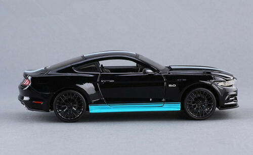 1:24 Ford Mustang GT Assembly Kit Model Car Toy Black New in Box