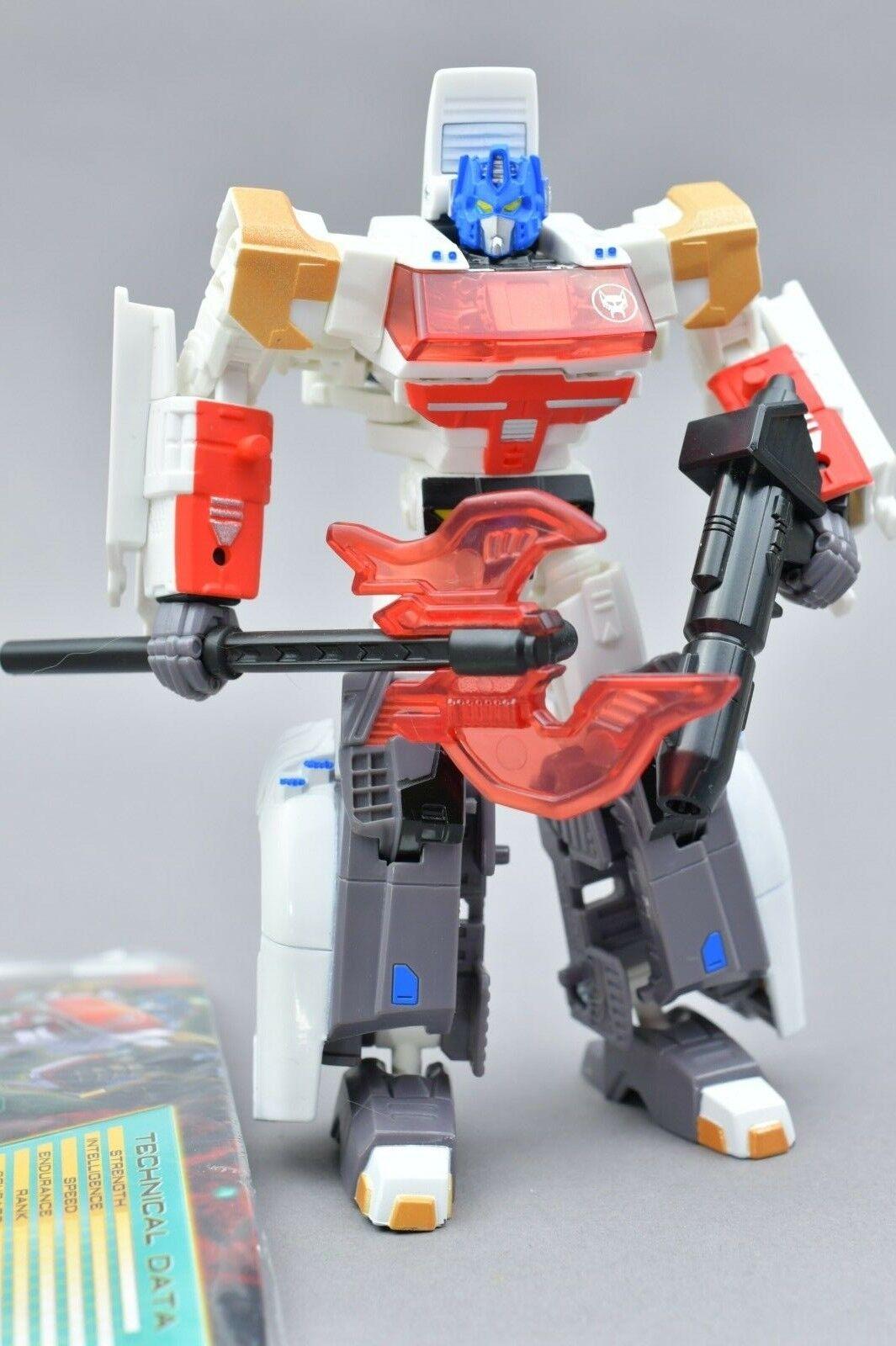 Transformers TFCC Botcon Timelines Lio Convoy Complete Leo Prime Club