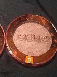 L'oreal Paris Glam Bronze Bronzer For Face &Amp; Body ~  03 Deep ~ 0.41oz by L'oreal Paris
