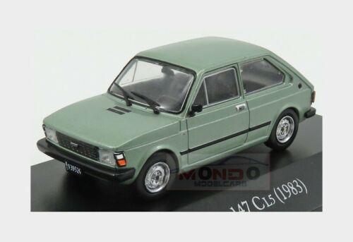 Fiat 147 Cl5 127 1983 Silver EDICOLA 1:43 ARG029
