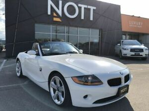 2003 BMW Z4 2.5  Low Mileage/Convertible