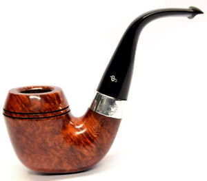 Peterson-Sherlock-Holmes-Watson-Sterling-Silver-Mounted-Pipe-in-a-Smooth-Finish