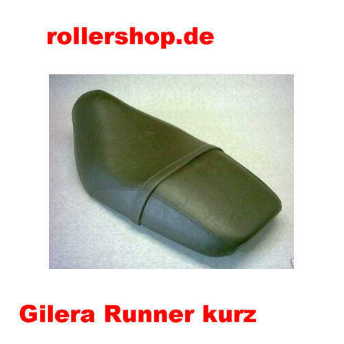 FX kurze Sitzbank Handgefertigt DE FXR Sitzbank-Bezug für Gilera Runner 50