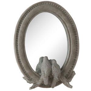 "RAZ Imports 9"" Bird Mirror"