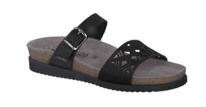 méphisto hirena nubuck noire confort sandale  s tailles tailles s 35 - 42 nouveaux efe198