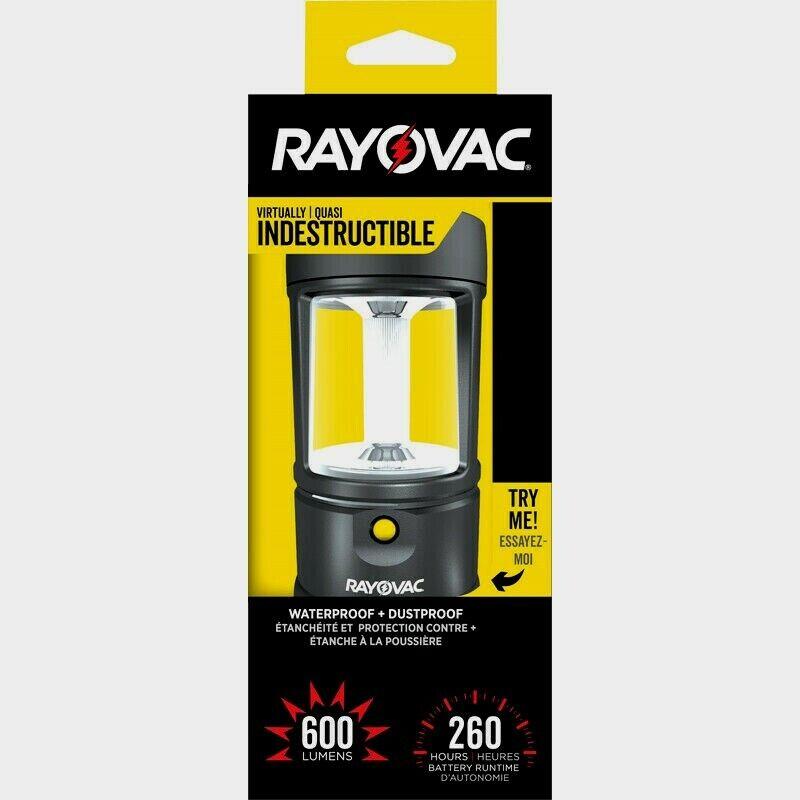 Rayovac Workhorse Pro 2aa Virtually Indestructible 300 Lumen LED Flashlight for sale online