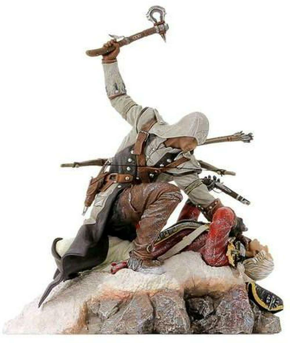 Assassin 's creed 3 - connor den letzten atem diorama