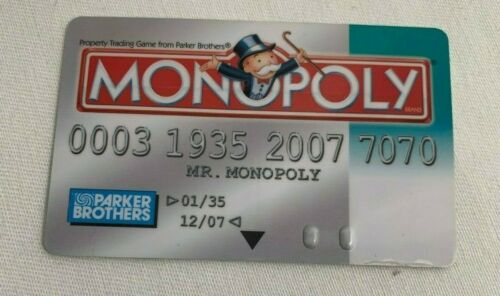 U-PICK Monopoly Electronic Banking Edition Replacement Parts /& Pieces 2007