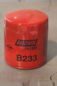 Baldwin Spin-on Oil Filter B233