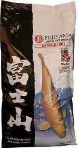 Koi-Comida-FUJIYAMA-Medium-4-5mm-10kg-basisfutter-Para-KOI