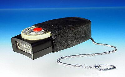 201444 Hell In Farbe GüNstiger Verkauf Zeiss Ikon Ikophot Belichtungsmesser Exposure Light