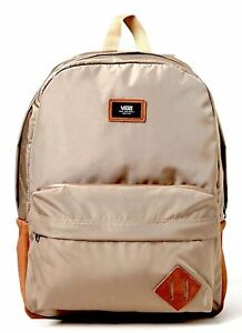 VANS OLD SKOOL II BACKPACK Port Royale (BurgandyTan)NEW