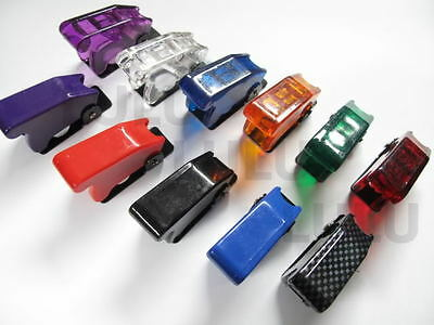 FLIP UP COVER FOR TOGGLE SWITCH CAR (11 COLOR CHOICE)