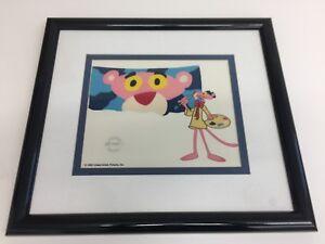 Pink Panther Pink Artist Ltd Edition Serigraph Cel Framed
