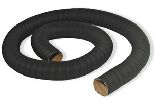 Flexible Engine Hose Polyester Air Ducting Pipe Air Intake Feed Tube In Take