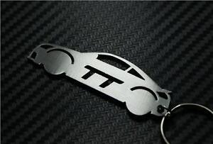 Audi TT CAR TT keyring Schlüsselring porte-clés QUATTRO COUPE ...