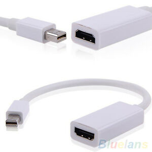 KM-Mini-Display-Port-Thunderbolt-DP-To-HDMI-Adapter-Cable-For-Mac-Macbook-Pro
