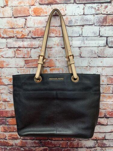 Michael Kors Large Shoulder Bag Pocket Tote Black - image 1