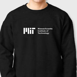 mit university t shirt math geeks nerdy science crew neck. Black Bedroom Furniture Sets. Home Design Ideas