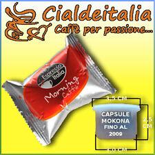 30 capsule caffè ESPRESSO ITALIA  MORNING per MOKONA e TAZZONA BIALETTI