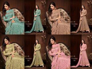 Details About Suit Salwar Kameez Anarkali Stani Indian Wedding Party Ethnic Designer Dress