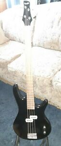 Ibanez GIO Soundgear 4-string electric bass Seymour Duncan designed pickups