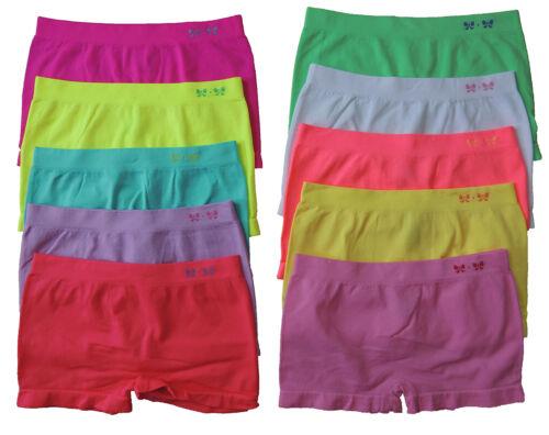 6 pezzi ragazza bambini Pantys Taglia 116-170 PANTS può essere considerato mutande hösschen Slip