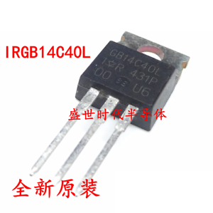 5PCS-IRGB14C40L-GB14C40L-TO-220-IGBT-with-on-chip-Gate-Emitter