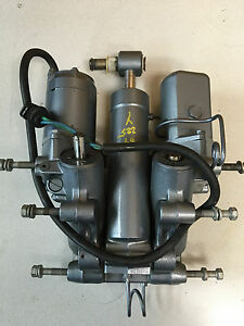 1989 yamaha 225 hp 2 stroke v6 outboard power tilt trim for Used boat motors mn