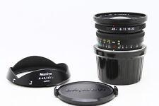 Mamiya N 43mm f/4.5 L Medium Format Manual Focus Lens for Mamiya 7 7II