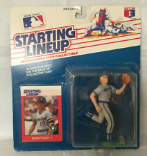 Robin Yount Signed 1988 Starting Lineup Figure Milwaukee Brewers MLB Beckett COA