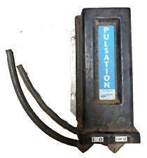 Used Boumatic Pulsation Control