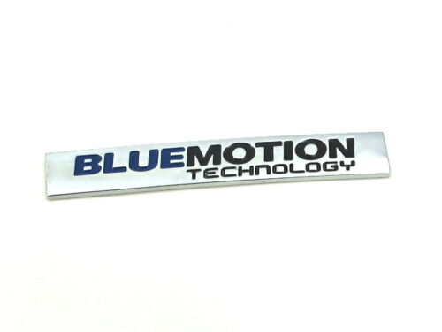 Genuine New VOLKSWAGEN BLUEMOTION TECHNOLOGY BOOT BADGE Emblem For Touran 2010+