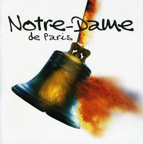 CD - NOTRE-DAME DE PARIS - Cast Recording TINA ARENA - $8.99