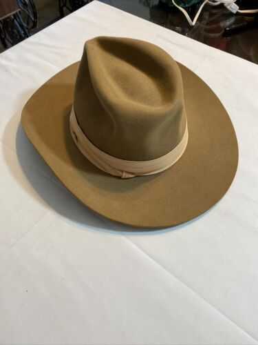 Vintage Dorian Safari 6 3/4 Hat  South Africa with