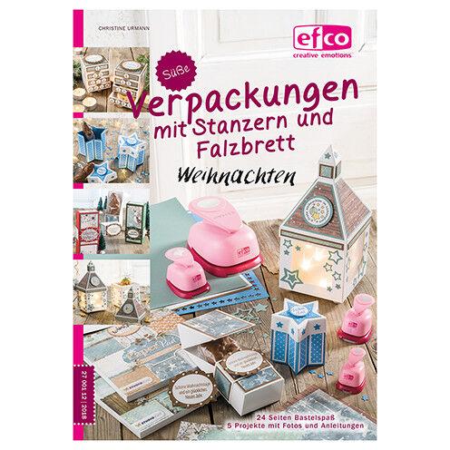"I-Vol EFCO Motif-Perforateur /""emballages avec stanzern falzbrett 4/"" 112"
