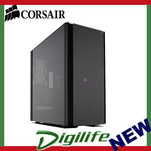 Corsair Obsidian 1000D Tempered Glass Super-Tower E-ATX Case CC-9011148-WW