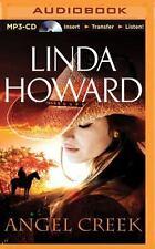 Angel Creek by Linda Howard (2015, MP3 CD, Unabridged)