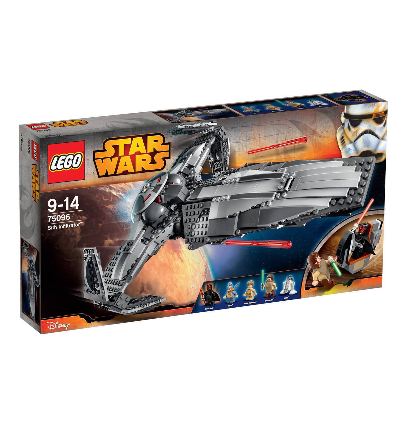 Lego Star Wars™ 75096 Sith Infiltrateur™ Neuf Emballage D'Origine Misb