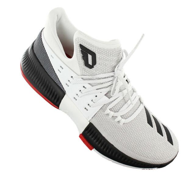"buy popular b0e14 d3ebd NEW adidas D Lillard 3 ""Rip City"" Damian Lillard BB8268 Men´s Shoes"