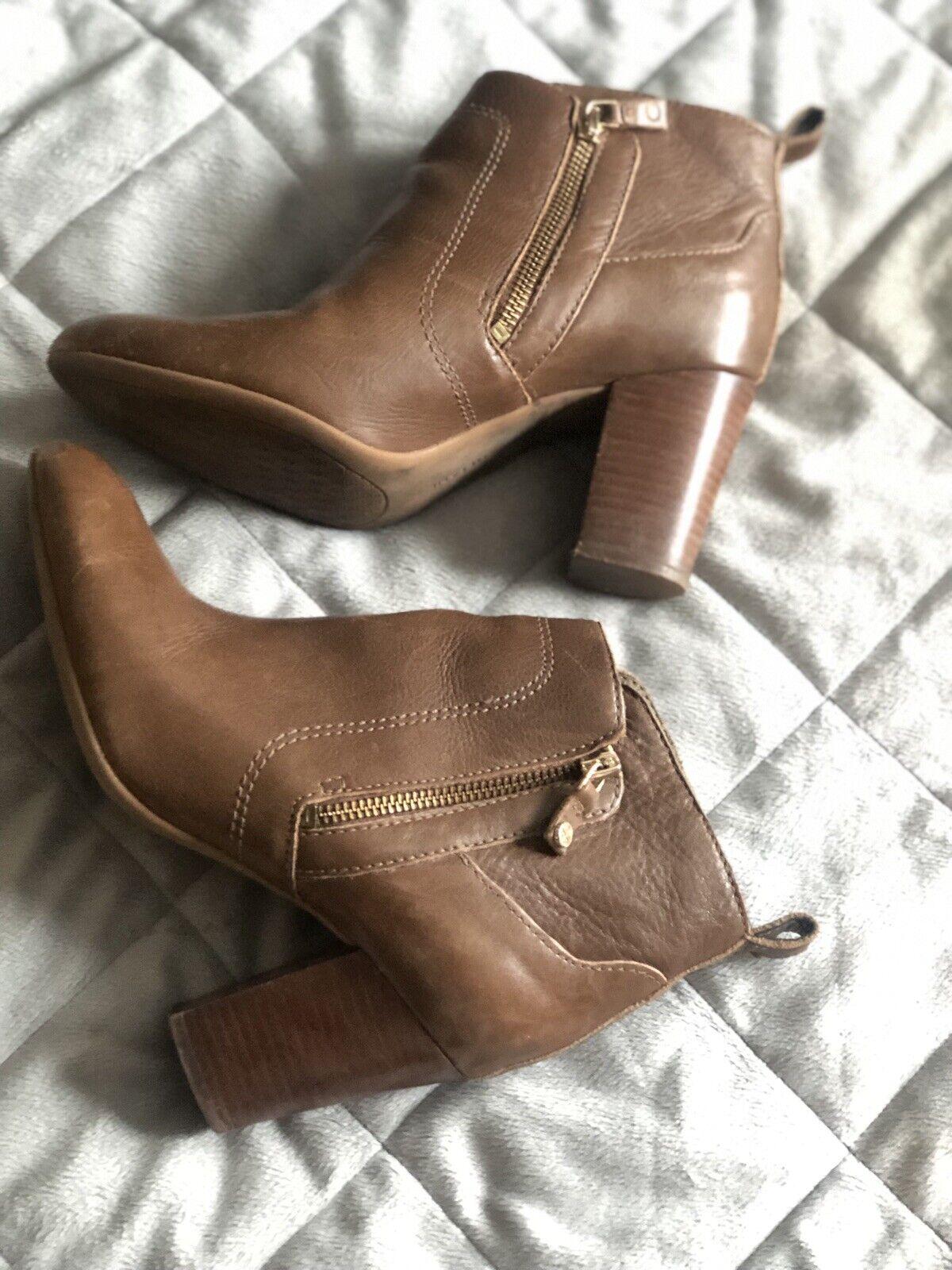 Antonio Melani Womens Ankle Boots Size 7.5 M