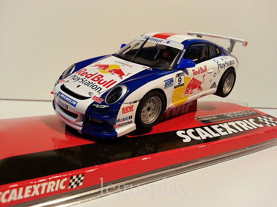 Slot SCX Scalextric A10191S300 Porsche 911 GT3  Loeb