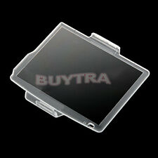 Plastic Hard LCD Cover Screen Protector For Nikon D90 BM-10 MW