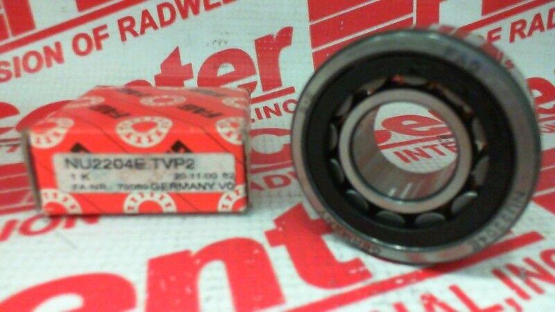FAG NU2204-E-TVP2   NU2204ETVP2 (NEW IN BOX)