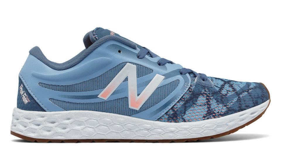 New Balance Women's Fresh Foam 822v3 Blue Running Shoes,