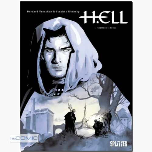 H.ELL 1 Facetten des Todes HORROR HELL Ritter COMIC Game of Thrones Desberg NEU