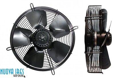 Frigoriferi E Congelatori Apprehensive Ventilatore Ventola Aspiratore Assiale ø350mm 135watt Monofase 220v 4 Poli 35cm