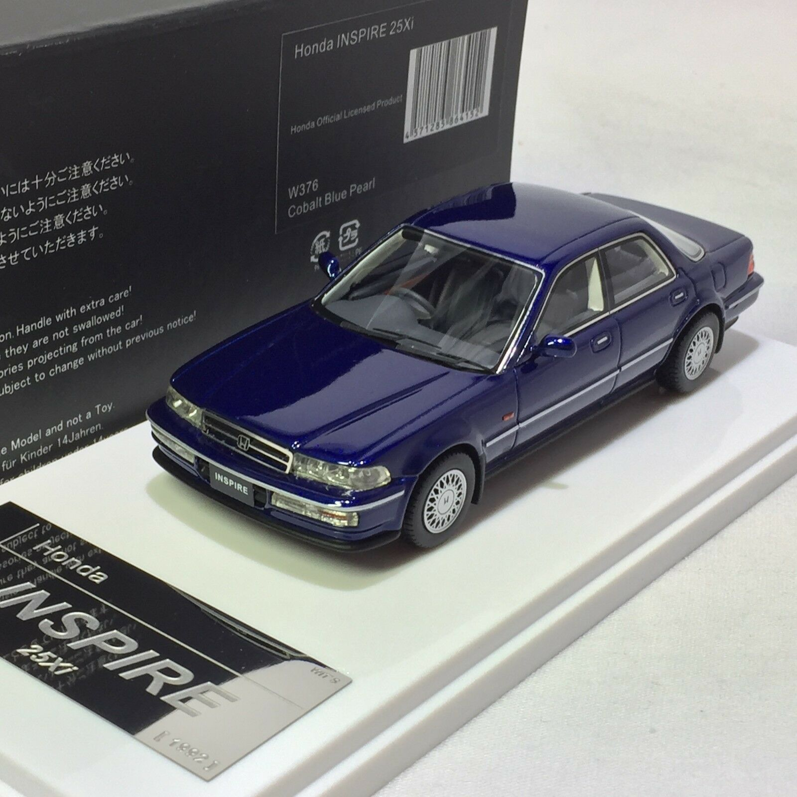 nuovo sadico 1 43 WIT'S Honda INSPIRE 25Xi Cobalt Cobalt Cobalt blu Pearl  W376  più sconto