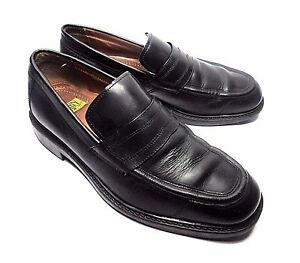 Nunn Bush Nxxt Black Leather Loafers Men S Shoes 8 5 M Ebay